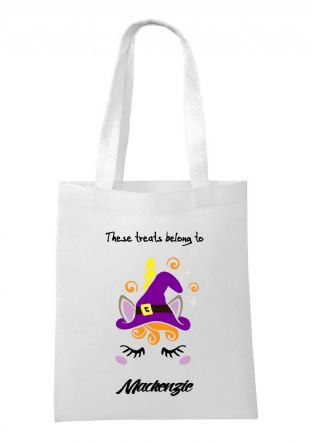 Halloween Unicorn Bag